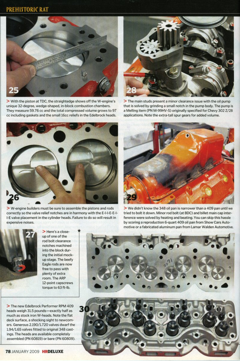 Hot Rod Deluxe Magazine Article - August 2007