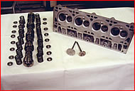 LS-1 Blueprinted Cylinder Heads & Camshaft Package