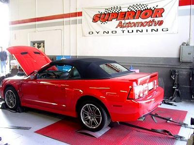 Superior Automotive Engineering - Line Bore, Cam Bore, Blueprinting